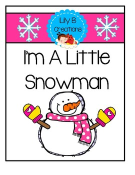 I'm A Little Snowman - Hide And Seek Game