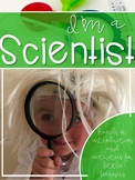 I'm A Scientist! Beginning of Year Introduction to Science