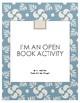 I'm An Open Book