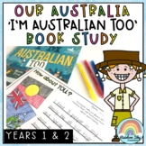 I'm Australian Too Book Study - Years 1 - 2