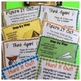 I'm Done. Now What? BUNDLE - Early Finisher Task Cards (US and NZ Spelling)