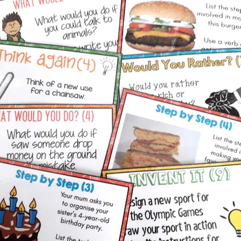 Early Finishers Activities Task Cards BUNDLE