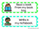 I'm Done! Now What? - Early Finishers Chart with EDITABLE versions (Polka Dots)