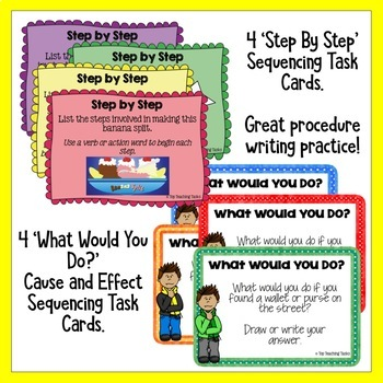 I'm Done. Now What? Volume Two - Early Finisher Task Cards (US and NZ Spelling)