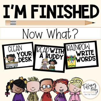 I'm Finished Now What?