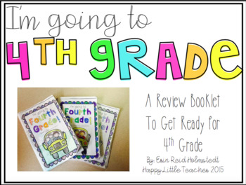 I'm Going to 4th Grade!