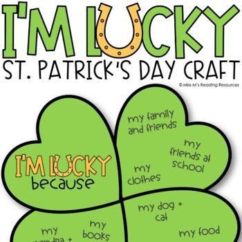 I'm Lucky Printable