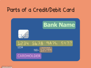 I'm Made of Plastic, It's Fantastic: An Introduction to  Credit + Debit Cards