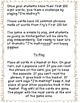 I'm Melting! Print & Play Sight Word Game