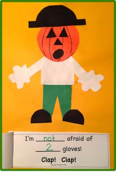 I Am Not Afraid One and Done Halloween Project