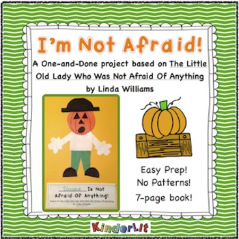 I'm Not Afraid! - A Halloween Project