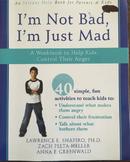 I'm Not Bad, I'm Just Mad workbook