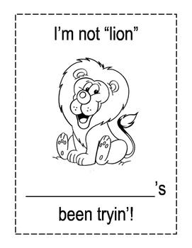 I'm Not Lion