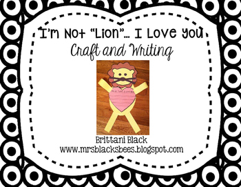 "I'm Not ""Lion""... I Love You!"