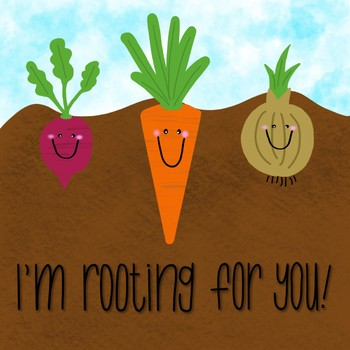 I'm Rooting for You Poster