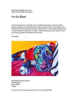 I'm So Blue!