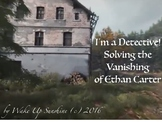 I'm a Detective! Solving the Vanishing of Ethan Carter
