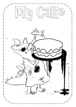 I'm a Hungry Dinosaur Teaching Resource
