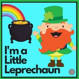 I'm a Little Leprechaun Poem-Shared Reading