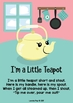 I'm a Little Teapot Nursery Rhyme Worksheets and Activities