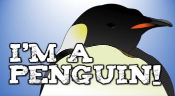I'm a Penguin! (video)
