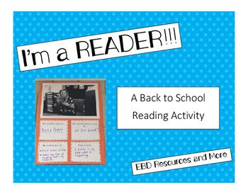 I'm a Reader!
