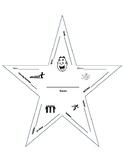 I'm a Star PE card