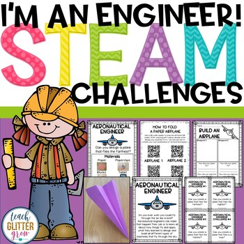STEM Activities - Challenges based on real Engineering Careers