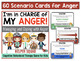 Cognitive Behavior Therapy (CBT) Game BUNDLE for Anxiety, Anger, and SEL Skills