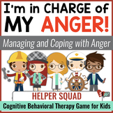 Managing Anger: A Cognitive Therapy (CBT) Game for Anger Management