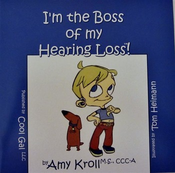 I'm the Boss of My Hearing Loss - Book