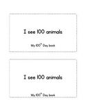 I see 100 animals