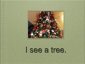 I see Christmas!