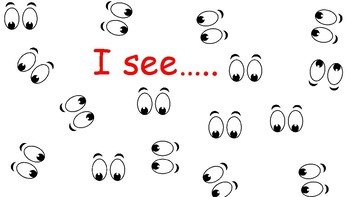 I see...Horses (number 1-10) interactive book