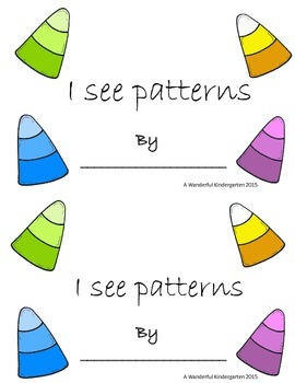 I see Patterns Book
