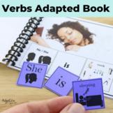 #SPEDPREPSUMMER2 VERBS... Adapted Book