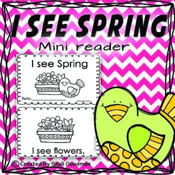 I see Spring - mini reader