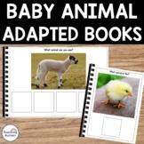 Baby Animal Photo Adapted Books