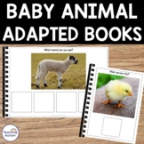 Baby Animal Photo Adapted Books