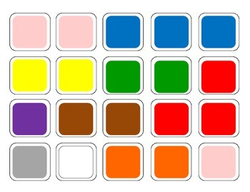 I see how many color what?