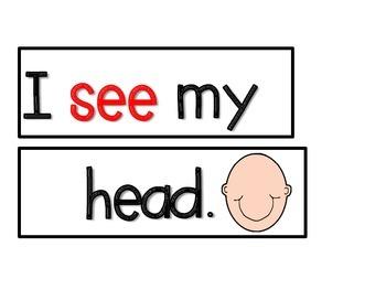 I see me!