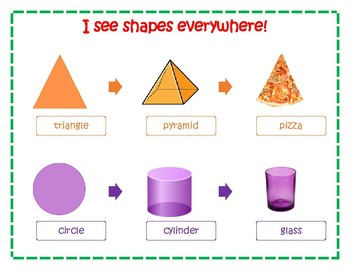 Shapes (I see shapes everywhere!)