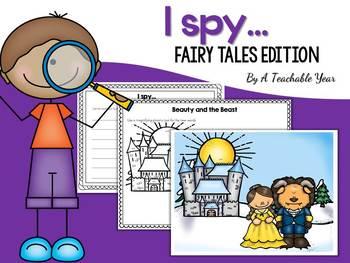 I spy .. Stories Edition