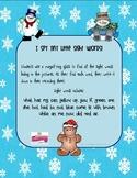 I Spy Tiny Little Sight Words - Winter