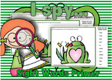 I spy..Love! Primer List