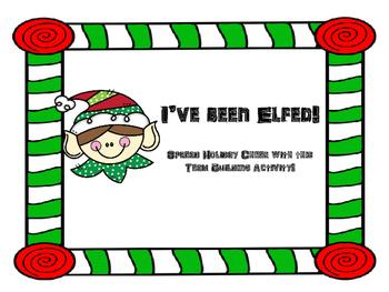 I've Been Elfed-Elf Fun