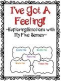 I've Got A Feeling! Worksheet Set
