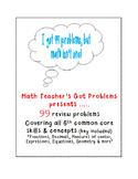 6th grade math review-I've got 99 problems....