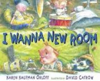 """""""I want a new room"""" Friendly Letter/Persuasive Writing"""