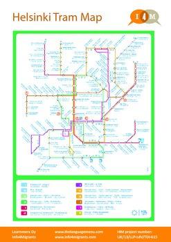 I4M Checklists: Living in Finland - Helsinki Transports